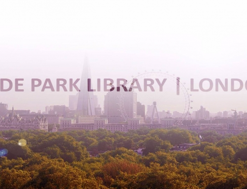 CONCURSO HYDE PARK LIBRARY LONDON